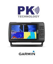 Garmin STRIKER Plus 9sv Fishfinder with CV52HW-TM Transducer active captain app