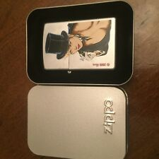 Zippo Lighter Olivia Heat Seeker 2005 Design