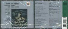 CD-Box Britten / Penderecki / Berg - War requiem op 66 Threnos Violin Concerto