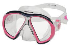 Atomic Aquatics SubFrame Mask - Clear/Pink plus **Free Gift**