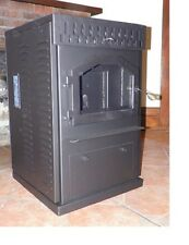 RECONDITIONED-USED  ECONO SAVER MULTI-FUEL STOVE, 40,000 B/Hr, Corn Wood Pellets