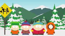 013 South Park Cast - Poster