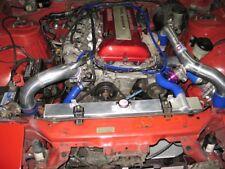 Front Mount Intercooler Kit For S13 SR20DET Motor 240SX 89-99 + BOV