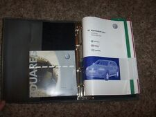 2007 Volkswagen VW Touareg Factory Owner Owner's User Guide Manual V6 V8 V10 TDI