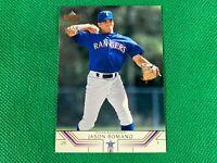 2002 Upper Deck #4 Jason Romano SR Texas Rangers