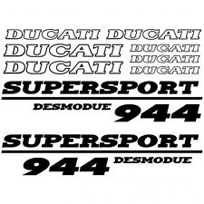 ADHESIVO PEGATINA - AUFKLEBER ADESIVI -  Ducati 944 desmo Réf-MOTO-030