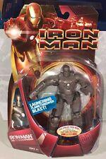"Marvel Legends Iron Man Movie Iron Man Mark 1 Armor Action Figure New Hasbro 6"""