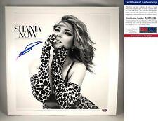 Shania Twain Vinyl LP Album PSA/DNA COA