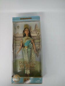Box Wear 2003 Dolls of the World - Princess of Cambodia Barbie SKU #B360