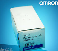 1PCS Omron Timer H3M-H 200/220/240VAC NEW IN BOX