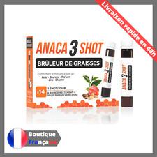 ANACA 3 Perte De Poids 14 Shots Régime Amincissement Brûleur Graisse Homme Femme
