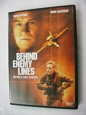 BEHIND ENEMY LINES - DVD PAL PERFECT CONDITION - GENE HACKMAN - OWEN WILSON