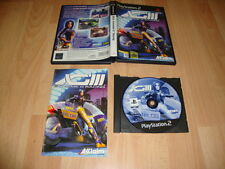 XG3 EXTREME G RACING DE ACCLAIM PARA LA SONY PS2 USADO COMPLETO