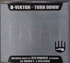 D Vektor-Turn Down cd maxi single