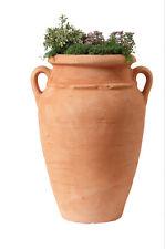 GARANTIA Antik Pflanz-Amphore terrakotta Pflanzkübel Blumentopf Pflanzen Topf