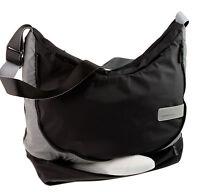 Mandarina Duck Switch On XL Funktion Schultertasche Tasche Bag Black-Grau