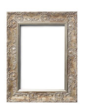 WIDE Ornate Shabby Chic Antique swept Picture photo frame Gold /SILVER  /MUSE