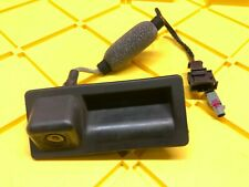AUDI A5 S5 B8 Q5 SQ5 TRUNK RELEASE HANDLE SWITCH REAR VIEW CAMERA 5N0 827 566 C