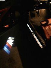 Genuine OEM BMW LED Door Light Projector KIT Used