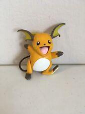 "Nintendo 2007 Jakks Pacific Pokemon 3.5"" RAICHU Figure"