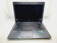 HP ZBook 14 Intel i7-4600U 2.1GHz 4GB RAM NO HDD, NO BATTERY