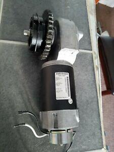 Parvalux Motor Geared 24 volt