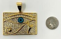 Egiptian Evil Eye Necklace with Chain