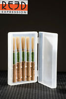 Reed Expression 5 Pcs Quality US Style Oboe Reeds Medium,Medium Soft,Medium Hard