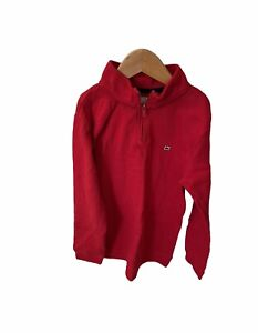 Crown & Ivy Kids 1/4 Zip Sweater Boys Size L