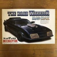 1/24 MAD MAX THE ROAD WARRIOR INTERCEPTOR AOSHIMA JAPAN FS