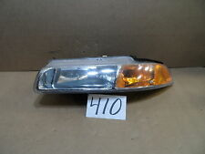 97 98 99 00 Dodge Stratus DRIVER Side Headlight Used front Lamp #410-H