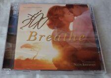 Breathe Soundtrack Signed Nitin Sawhney Varese Sarabande CD New