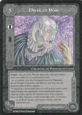 Dwar of Waw Middle Earth The Wizards CCG bb Lim. Edition Mint/N.Mint 1995 ME53