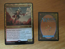 x1 Carte Magic Kalemne, Disciple of Iroas Oversized Foil Commander 2015