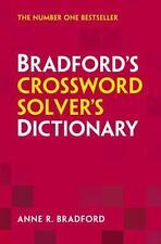 BRADFORD CROSSWORD SOLVER's DICTIONARY ***BRAND NEW*** #1 Best Seller!
