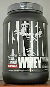 Animal Whey Universal Nutrition 2lb Protein Powder Muscle Food (Choose Flavor)