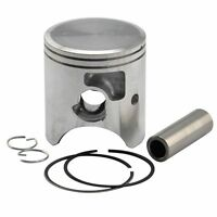 Piston Kit With Rings Clip Set For Yamaha TZR150 3RR  Cylinder Bore Size 60mm
