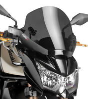PUIG SCREEN TREND APRILIA SHIVER 900 17-18 DARK SMOKE