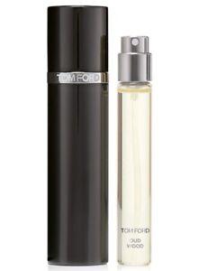 💛Tom Ford Oud Wood Unisex Eau de Parfum/ Refillable Atomizer - 0.33oz/10ml💛