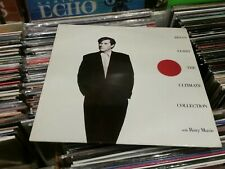Bryan Ferry with Roxy Music, The Ultimate Collection LP, EG Records clean cond