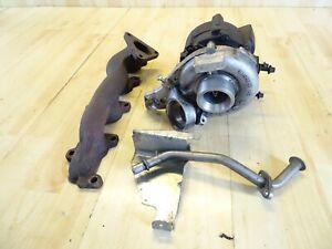 Peugeot 206 CC Turbolader + Krümmer