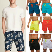 Men's Swim Shorts Swimwear Swimming Surf Board Beach Wear Swim Trunks Quick Dry