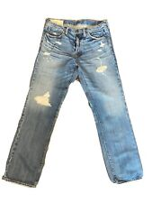Abercrombie & Fitch 34x32 Mens Jeans - Horton Classic Straight
