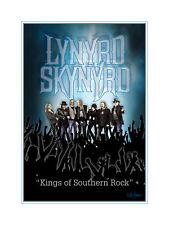 Lynard Skynard New Band 18x24 poster print