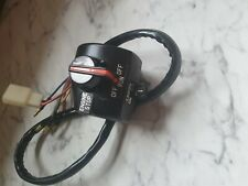 yamaha rd125 rd125dx right switch
