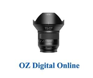 New Irix Lens 15mm F/2.4 Firefly (Nikon) Lens 1 Year Au Warranty