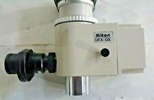 Nikon Camera Fx 35dx For Microscope Body Ufx Dx