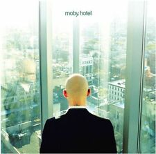 Hotel by Moby (Richard Melville Hall) (CD, Feb-2006, V2 (USA sealed new