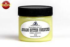AVOCADO BUTTER EXTRA VIRGIN ORGANIC UNREFINED by H&B Oils Center PURE 2 OZ