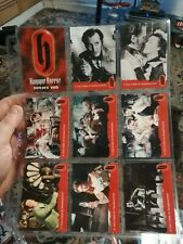 the curse of frankenstein hammer horror trading cards 8 film cards 1 title card